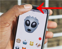 Why Do the iPhone X's Animoji Work After Covering Face ID's Sensors?
