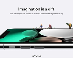 Apple Today Has Shared Its 2017 Holiday Gift Guide