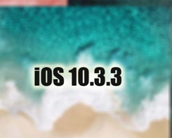 It is Said that Apple Stops Signing iOS 10.3.3 for iPhone 6s