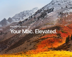 macOS High Sierra 10.13.2 Beta 4 Now Available