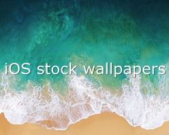 Original Apple Wallpapers for iPhone