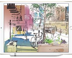 iPad Pro Artists Celebrate Urban Sketchers' 10th Anniversary
