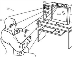 Apple Patent Focuses on Kinect-style Tech for Macs and MacBooks