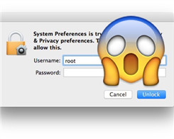 How to Prevent Root Login Without a Password in MacOS High Sierra