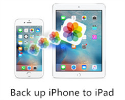 How to Securely Back up Your iPhone to iPad ?