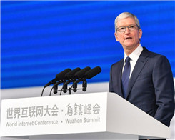 Tim Cook Respects China's Cyber Rules–in Order to Play the Game