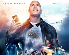 Apple's 'The Rock x Siri' Cracks Top 10 Most Watched Ads on YouTube in 2017