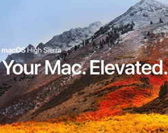 macOS High Sierra 10.13.2 Now Available After a Month of Testing