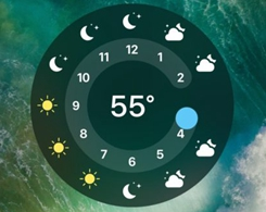 LockWatch Adds Round Clocks to Your iPhone's Lock Screen