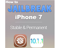 How do You Jailbreak Your iPhone 7?