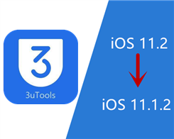 Downgrade iPhone from iOS 11.2 to iOS 11.1.2 in 3uTools Pro Flash Mode