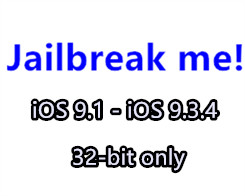 Tihmstar Launches JailbreakMe 4.0 for 32-bit iOS 9.1-9.3.4 Devices