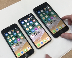 iPhone 8 & iPhone X the #2 and #3 Most Popular Google Searches in 2017