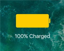 Powerless: Disables Sound & Vibration When the iDevice Is Connected to Source of Power