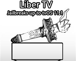 LiberTV Gets An Update, Now Jailbreaks up to tvOS 11.1