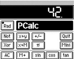 Apple App Staple PCalc Celebrates 25 Years