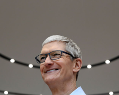 Apple CEO Tim Cook Made $12.8 Million in 2017 — A 46% Raise From Last Year
