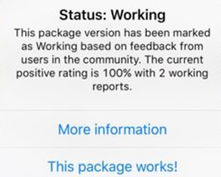 Whether Cydia Packages Work on Your Version of iOS?