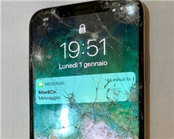 Believe It Or Not, Running Over An iPhone X With A Car Will Destroy It