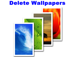 How to Delete Wallpapers downloaded from 3uTools?