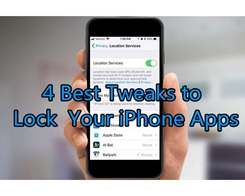 4 Best Cydia Tweaks to Lock Your iPhone Apps