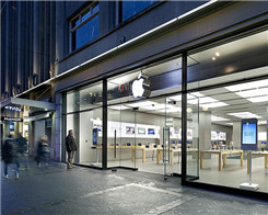 Apple Store in Zurich Evacuated As Phone Battery Overheats