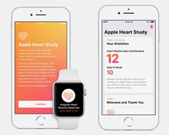 Apple Releases iOS App updates for Heart Study & Beddit Sleep Monitor