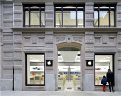 Second iPhone Battery Fire in Two Days Affects Spanish Apple Store