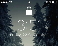 Swiper – iPhone X Style Lock Screen for iPhone 7 and Older Devices