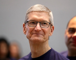 Tim Cook Comments on iPhone Battery Debacle