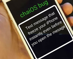 How to Fix Messages App Crashes Due to chaiOS Bug?