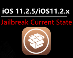 iOS 11.2.5/iOS11.2.x Jailbreak Current State