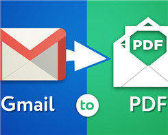 How to Save Email As PDF?