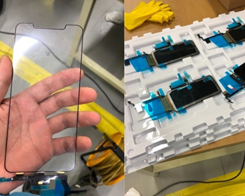 Alleged iPhone X Plus Display Panel and Digitiser Leaks