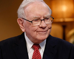 Warren Buffett Praises Apple's 'Locked in' Ecosystem, but Confirms He Still Uses a Flip Phone
