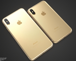 This Gold iPhone X Looks so Much Better Than the One Leaked Yesterday
