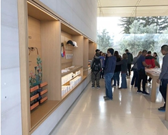 Apple Park Visitor Center an Object Lesson in How to Create an Accessible Building