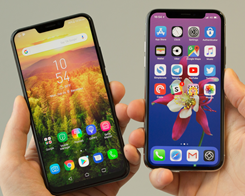The Asus Zenfone 5 is a Shameless iPhone X Clone