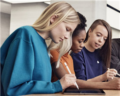 Apple Holds Recruitment Event in Paris Store to Mark International Women's Day
