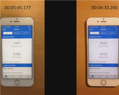 Video Demonstrates iPhone 6s Performance Before and After Battery Replacement