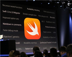 Apple Swift is Already one of the Ten Most Popular Programming Languages