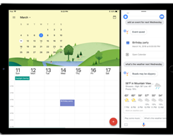 Google Assistant Lands on iPad