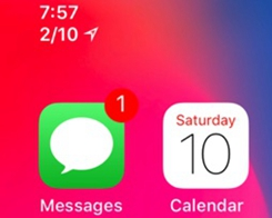 Tweak DateUnderTimeX Indicates the Date on your Jailbroken iPhone X