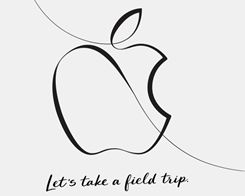 Apple Launch Incoming: March 27 Invite Lands, Saying 'Let's Take a Field Trip'