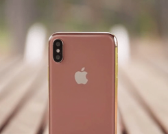 Apple Again Rumored to Launch an iPhone X in 'Blush Gold'