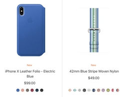 Apple Debuts iPhone and iPad Cases in Seasonal Colors