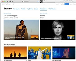 Apple Releases iTunes 12.7.4 With New 'Music Videos' Section