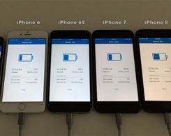 iOS 11.3 Battery Life Compared to iOS 11.2.6 in Video Comparison