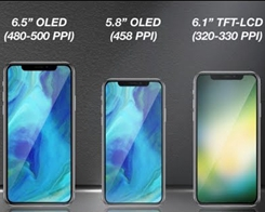 OLED Screen Production for 2018 iPhone Expected to Start in May
