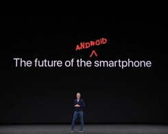 Android Manufacturers Agree With Apple, the iPhone X is the Future